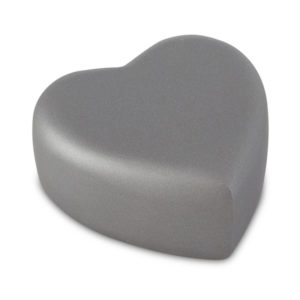 Ashen Pewter Heart Keep